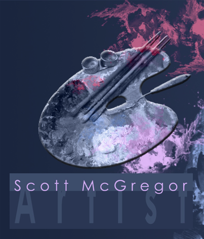 Scott McGregor - Artist